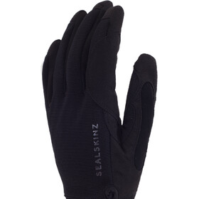 Sealskinz Dragon Eye Gloves Damen black/charcoal